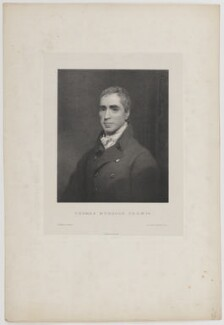 Thomas Murdoch, by Richard James Lane, printed by  Graf & Soret, after  Thomas Phillips - NPG D39097