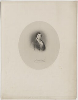 John Butler, 2nd Marquess of Ormonde, by W. Joseph Edwards, published by  Henry Graves & Co, after  Sir William Charles Ross - NPG D39382