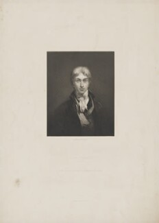J.M.W. Turner, by William Holl Jr, published by  James Sprent Virtue, after  J.M.W. Turner - NPG D39459