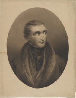J.M.W. Turner, by Charles Wentworth Wass, after  John Linnell - NPG D39461
