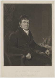 William Turner, by Thomas Fryer Ranson, after  William Nicholson, circa 1810-1828 - NPG D39463 - © National Portrait Gallery, London