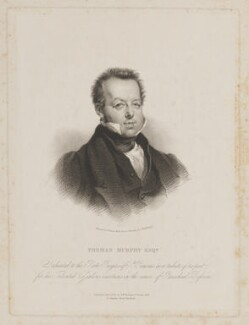 Thomas Murphy, by and published by Francis Holl, published by and after  T.W. Harland - NPG D39104