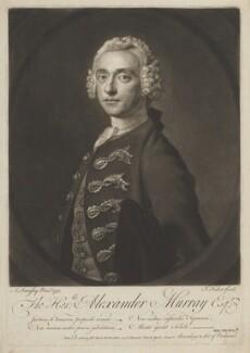 Alexander Murray, by John Faber Jr, sold by  William Bizet, after  Allan Ramsay - NPG D39107
