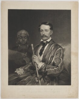 Sir Charles Augustus Murray, by George Zobel, published by  Paul and Dominic Colnaghi & Co, after  Willis (Willes) Maddox - NPG D39108
