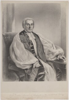 George Murray, by Thomas Herbert Maguire, printed by  M & N Hanhart - NPG D39109
