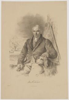 Michael Turnor, by Maxim Gauci, printed by  Graf & Soret - NPG D39467
