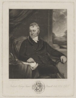 Frederick Henry Turnor-Barnwell, by James Harvey, after  Samuel Lane - NPG D39468