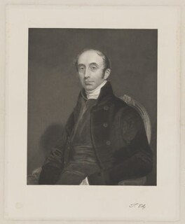 Thomas Turton, by Edward Richard Whitfield, after  Henry William Pickersgill - NPG D39470