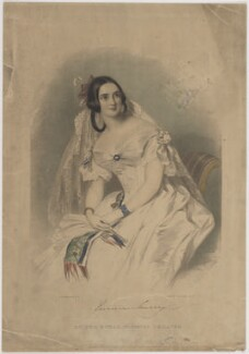 Emma Murray, by (Isaac) Weld Taylor, published by  Thomas McLean, after  Alfred Edward Chalon - NPG D39127
