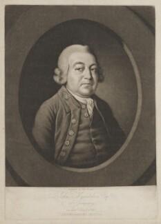 John Myddelton, by John Murphy - NPG D39142