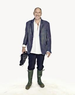 Pete Townshend, by Venetia Dearden, 2007 - NPG x134363 - © Venetia Dearden / National Portrait Gallery, London