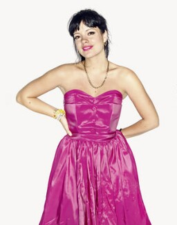Lily Allen, by Venetia Dearden, 2007 - NPG x134368 - © Venetia Dearden / National Portrait Gallery, London
