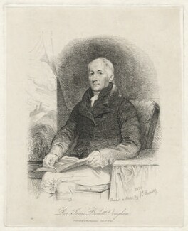 James Birkett, by and after James Ramsay - NPG D39398