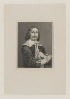 Francis Quarles, by William Raddon - NPG D39149