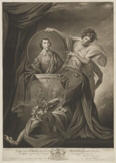 Charles Douglas, 3rd Duke of Queensberry and 2nd Duke of Dover, by Valentine Green, published by and after  George Willison - NPG D39150