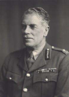 James Alexander Campbell, by Walter Stoneman - NPG x166368