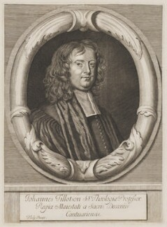 John Tillotson, after Sir Peter Lely - NPG D39617
