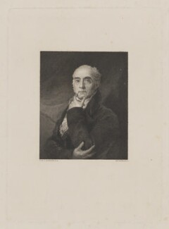 Sir Henry Raeburn, by William Camden Edwards, after  Sir Henry Raeburn - NPG D39169
