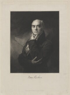 Sir Henry Raeburn, by and published by William Walker, after  Sir Henry Raeburn - NPG D39170