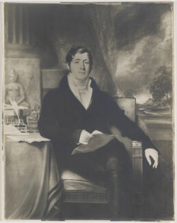 Sir Thomas Stamford Bingley Raffles, after George Francis Joseph - NPG D39172