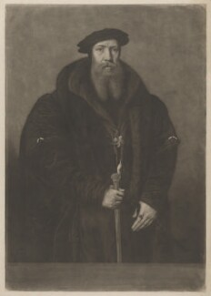 William Paget, 1st Baron Paget, by Samuel William Reynolds, after  Unknown artist - NPG D39497