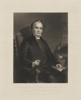Francis Robert Raines, by James John Chant, published by  John Clowes Grundy, after  Charles Mercier - NPG D39183