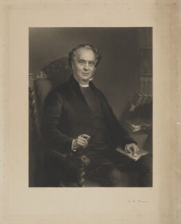 Francis Robert Raines, by James John Chant, published by  John Clowes Grundy, after  Charles Mercier, published 1 May 1859 - NPG D39184 - © National Portrait Gallery, London