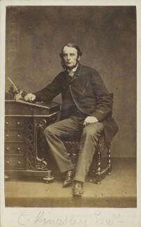 Charles Kingsley, by John & Charles Watkins, published by  Mason & Co (Robert Hindry Mason) - NPG Ax9794