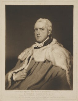 Richard Ramsden, by William Say, published by and after  Samuel Lane - NPG D39196