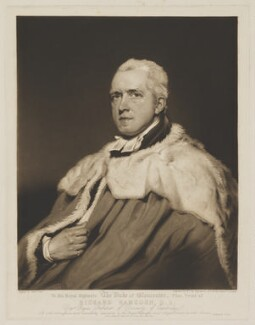 Richard Ramsden, by William Say, published by and after  Samuel Lane - NPG D39197