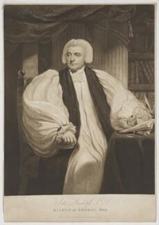 John Randolph, by Charles Turner, published by  William Richardson, after  John Hoppner - NPG D39200
