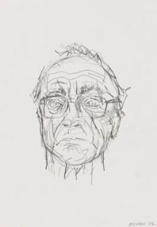 Alfred Brendel, by Tony Bevan - NPG 6906