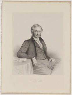 James Allen Ransome, by Thomas Herbert Maguire, printed by  M & N Hanhart - NPG D39206