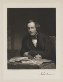 Sir Henry Creswicke Rawlinson, 1st Bt, by Samuel Cousins, published by  Paul and Dominic Colnaghi & Co, after  Henry Wyndham Phillips - NPG D39216