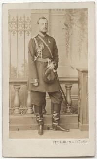 Nicholas Nikolaevich, Grand Duke of Russia, by L. Haase & Co - NPG x131662