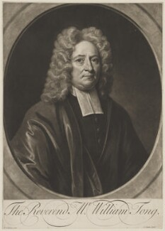 William Tong, by John Simon, after  John Wollaston - NPG D39644