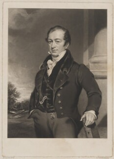William Tooke, by Charles Turner, after  J. White - NPG D39648