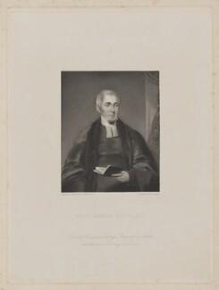 James Reed, by John Cochran, after  William Salter - NPG D39668