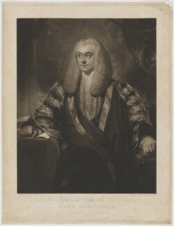 John Freeman-Mitford, 1st Baron Redesdale, by George Clint, after  Sir Thomas Lawrence - NPG D39671