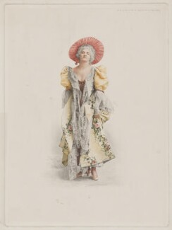 Ada Rehan, published by Frank T. Sabin - NPG D39680
