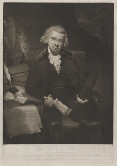 John Reeves, by and published by Thomas Hardy - NPG D39684
