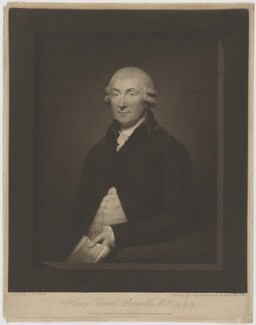 Henry Revell Reynolds, by and sold by Valentine Green, and sold by  Rupert Green, published by and after  Lemuel Francis Abbott - NPG D39693
