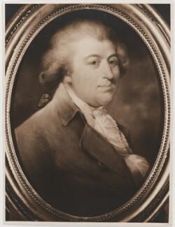 John Palmer, by John Russell - NPG D39512
