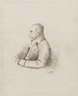 probably John Palmer, by Miss Jervis - NPG D39513