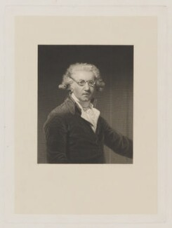 Sir Joshua Reynolds, after Sir Joshua Reynolds - NPG D39701