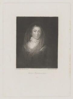 Frances Reynolds, by Samuel William Reynolds, after  Sir Joshua Reynolds - NPG D39711