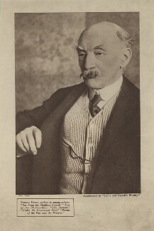 Thomas Hardy, by E.O. Hoppé - NPG x134420
