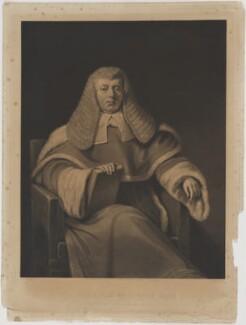 Sir James Alan Park, by Henry Edward Dawe, published by  J. Brooker, after  R.G. Coslett - NPG D39531