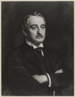 Cecil John Rhodes, after Luke Fildes - NPG D39712