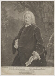 Samuel Richardson, by James Macardell, after  Joseph Highmore - NPG D39725